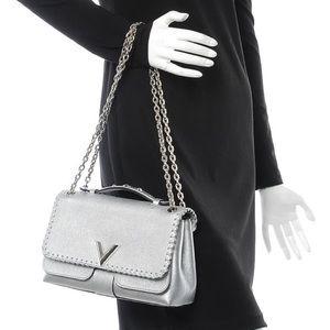 Louis Vuitton Bags - {Louis Vuitton} ❣️Add'l Pictures Silver Chain Bag